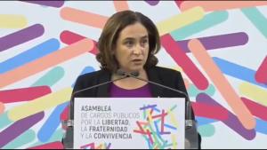 Η Άντα Κολάου ζητά τη βοήθεια της ΕΕ για διαμεσολάβηση στη σύγκρουση μεταξύ της Καταλονίας και της Ισπανίας