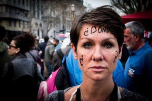 Buenos Aires, 250.000 persone manifestano per Santiago Maldonado