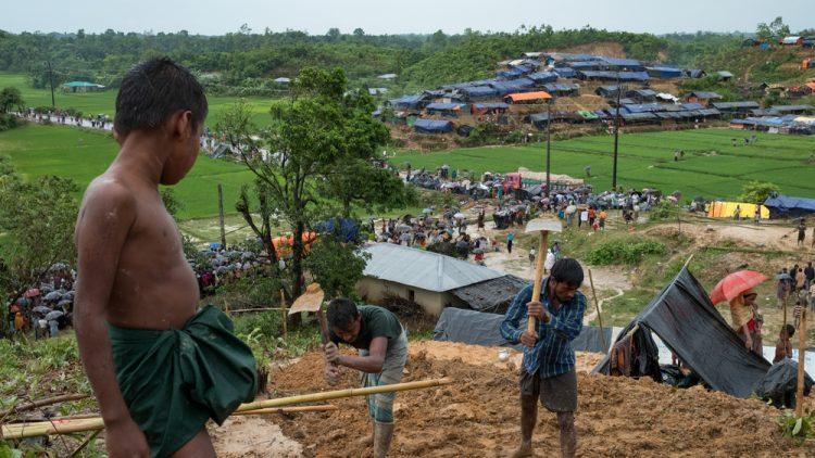 Il Bangladesh annuncia il piano biennale per il rimpatrio dei Rohingya