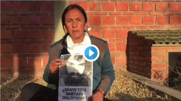 Milagro Sala finalmente trasferita nella casa di El Carmen, agli arresti domiciliari
