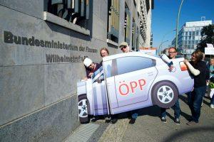 Mehr als ein Verkehrsunfall: ÖPP kracht gegen die Wand des Finanzministeriums