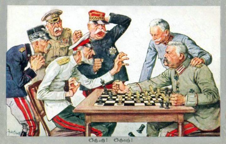 Técnicas de Manipulação da Propaganda de Guerra