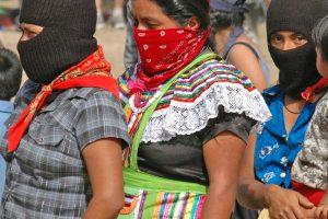 Méjico: comunicado del Congreso Nacional Indígena