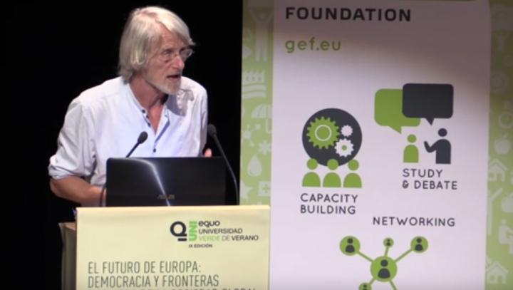 La Universidad Verde de Verano debate acerca de Europa, su presente y su futuro