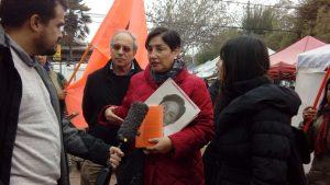 """Campaña """"No + despidos de profesores enfermos"""" suma el apoyo de Beatriz Sánchez"""