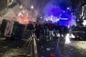 Escalada represiva en Argentina
