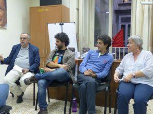 Presentato a Napoli il libro di Pressenza