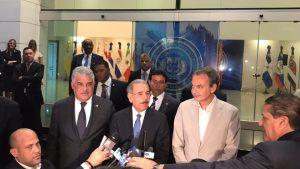 Iniciaron conversaciones entre gobierno y oposición venezolana en República Dominicana