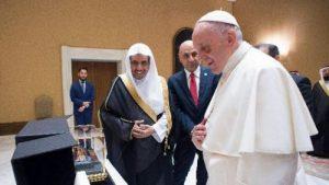 Al-Issa, Segretario generale della Lega Musulmana Mondiale: religioni e violenza, assolutamente incompatibili