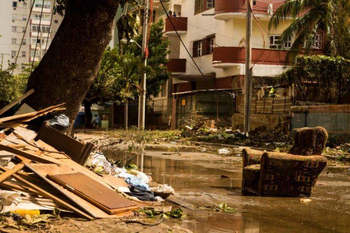 El huracán activó la acción ciudadana y la solidarida: Cuba