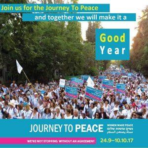 Jerusalén, rumbo hacia la marcha de la paz en Tierra Santa