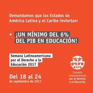 """Honduras: """"se pone en riesgo la educación pública y se crean condiciones para el avance de la educación privada"""""""
