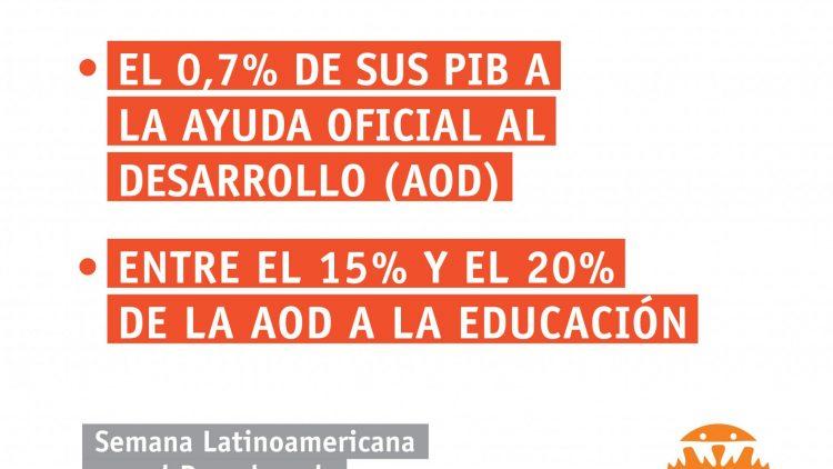 El Salvador: Es urgente la aprobación de la Ley Especial para el Financiamiento de la Educación