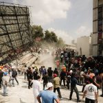 More Than 140 Dead And Counting As A Magnitude 7.1 Earthquake Rocks Mexico City