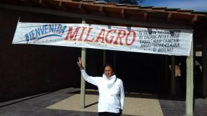 Milagro Sala compleix presó domiciliària