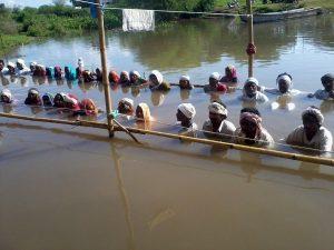 India: stop al riempimento del bacino della Narmada Valley