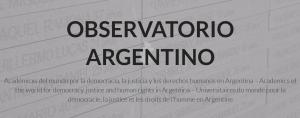 Más de 600 intelectuales en cinco continentes reclaman por Santiago Maldonado
