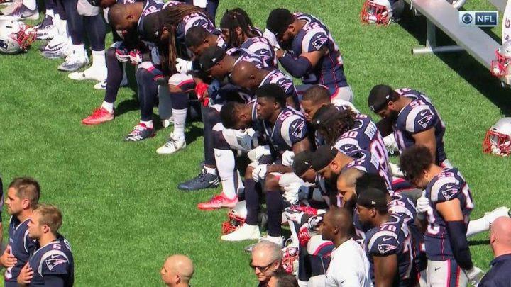 Dopo gli attacchi di Trump, il mondo dello sport si unisce per protestare contro il razzismo e la brutalità della polizia