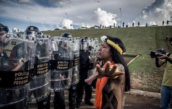"""Brasile, """"La nostra storia non è iniziata nel 1988"""""""