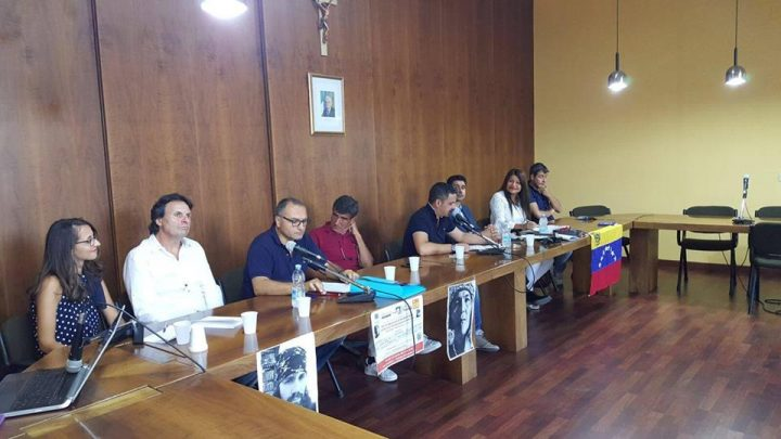 Saracena per Milagro Sala, Santiago Maldonado e Venezuela