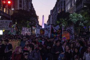 Se levantan las tomas de colegios en Buenos Aires