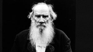 Lev Tolstoj, maestro di nonviolenza