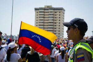 Esquizofrenia a la venezolana