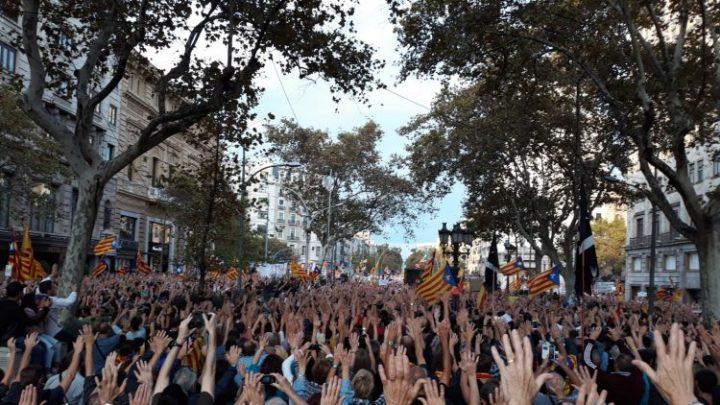 Barcelona En Comú obre el debat sobre l'impacte de l'aplicació del 155