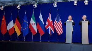 Deutschland soll sich schützend vor Iran-Deal stellen
