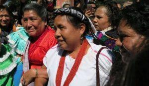 México: Marichuy presentó ayer su propuesta como candidata presidencial