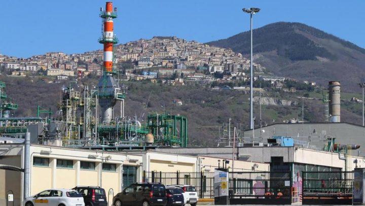 Gli oli dell'Eni a Viggiano: aumenta il rischio di mortalità