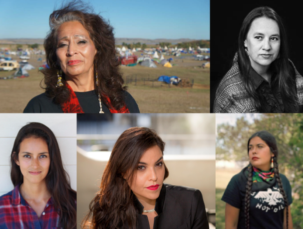 Indigenous Women From Standing Rock And Allies On Divestment Delegation In Europe