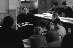 """""""Barbiana '65. La lezione di Don Milani"""", il film. Un documento inedito e unico"""