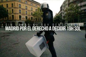 Συνταγματική Αναθεώρηση Τώρα, μια λύση για την Καταλονία και για όλη την Ισπανία