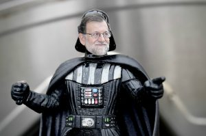 Tribulations in Catalonia: the empire strikes back