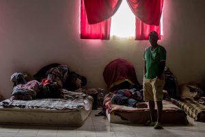 Pequeña Haití en Tijuana