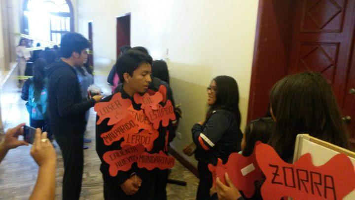 Campaña Microagresiones Macroimpactos para superar la violencia en Ecuador
