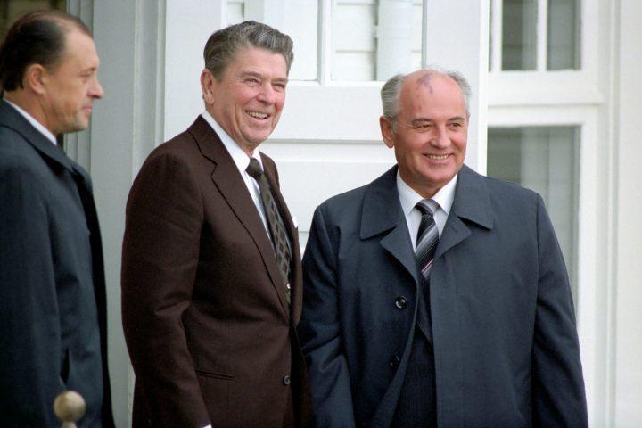 Gorbachev – Uma carta Para Trump e Putin