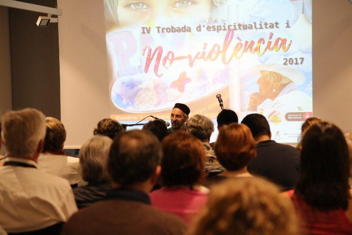 IV Trobada d'Espiritualitat i No-violència, 2017