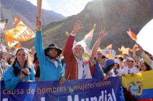 Vorbereitungskonferenz für den 2. weltweiten Marsch für Frieden und Gewaltfreiheit