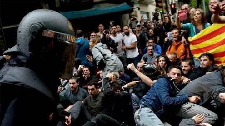 Zur derzeitigen Lage in Katalonien