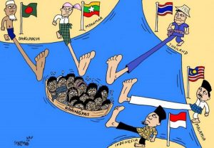 Le génocide du peuple Rohingya : intérêts pétroliers, faillite démocratique et faux prophètes