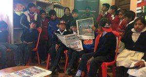 Die Kindergewerkschafter von Potosí