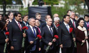 La Russie et la Chine mettent un frein à l'option militaire de Trump au Venezuela