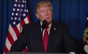 "World under threat from ""rogue"" Trump"