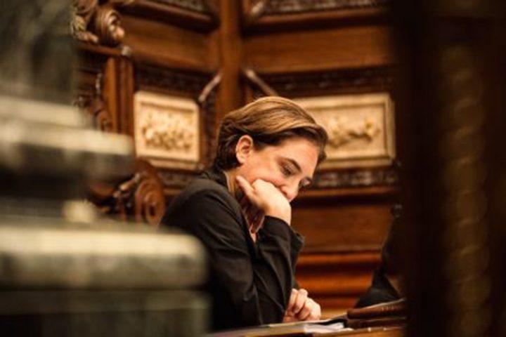 Ada Colau: crítica y comprometida al mismo tiempo