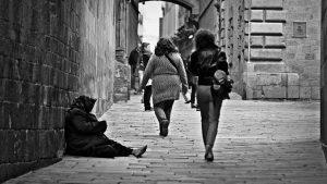 Armut: Die größte Bedrohung der Menschheit