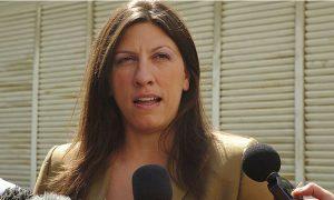 Zoé Konstantopoulou : « Choisir la justice, c'est parfois désobéir »