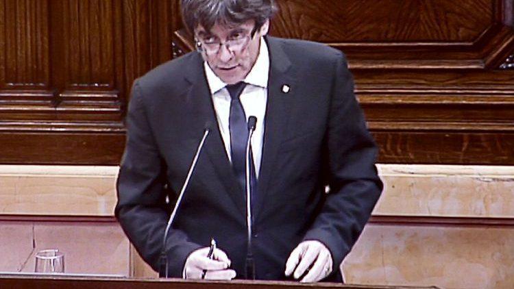 "Puigdemont posa en ""escac"" a Rajoy"