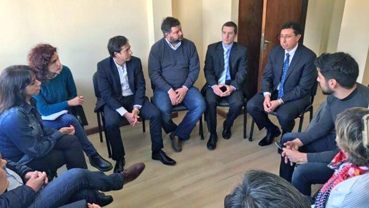 """Santiago Maldonado. Diputados DDHH en Esquel: """"La hipótesis más fuerte que investiga el juez es la desaparición forzada"""""""